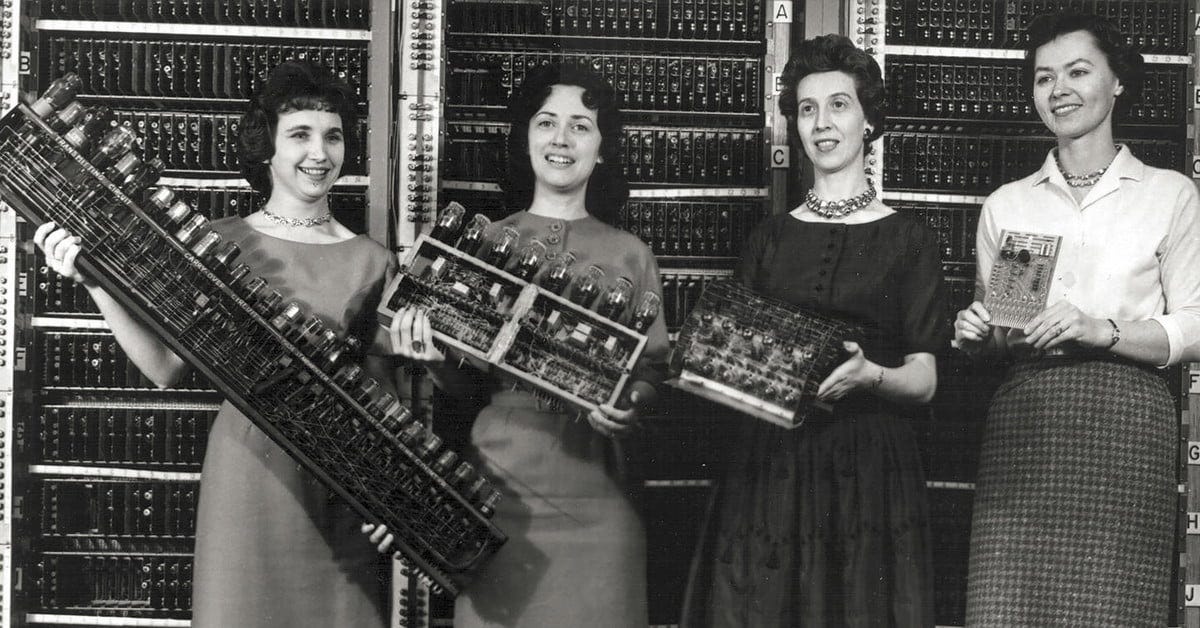 Remembering ENIAC, and the Women Who Programmed It | Digital Trends