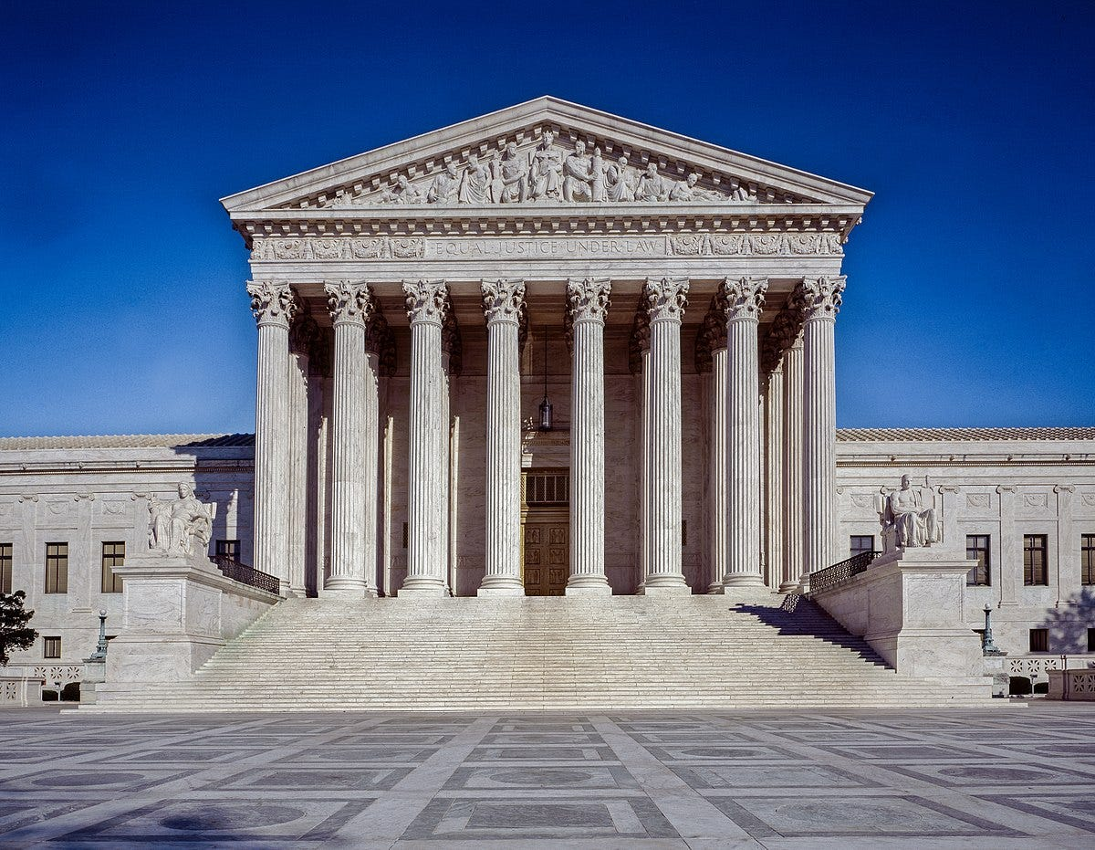 United States Supreme Court Building - Wikipedia