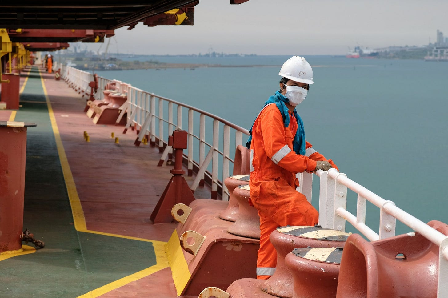 """Søren Toft on Twitter: """"Our colleagues at sea are the unsung heroes of the  COVID pandemic and they should be recognised for their essential role in  keeping global trade flowing. On behalf"""