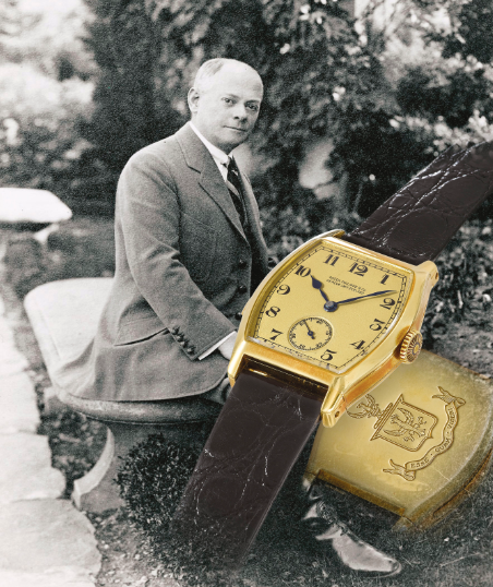 henry graves minute repeater