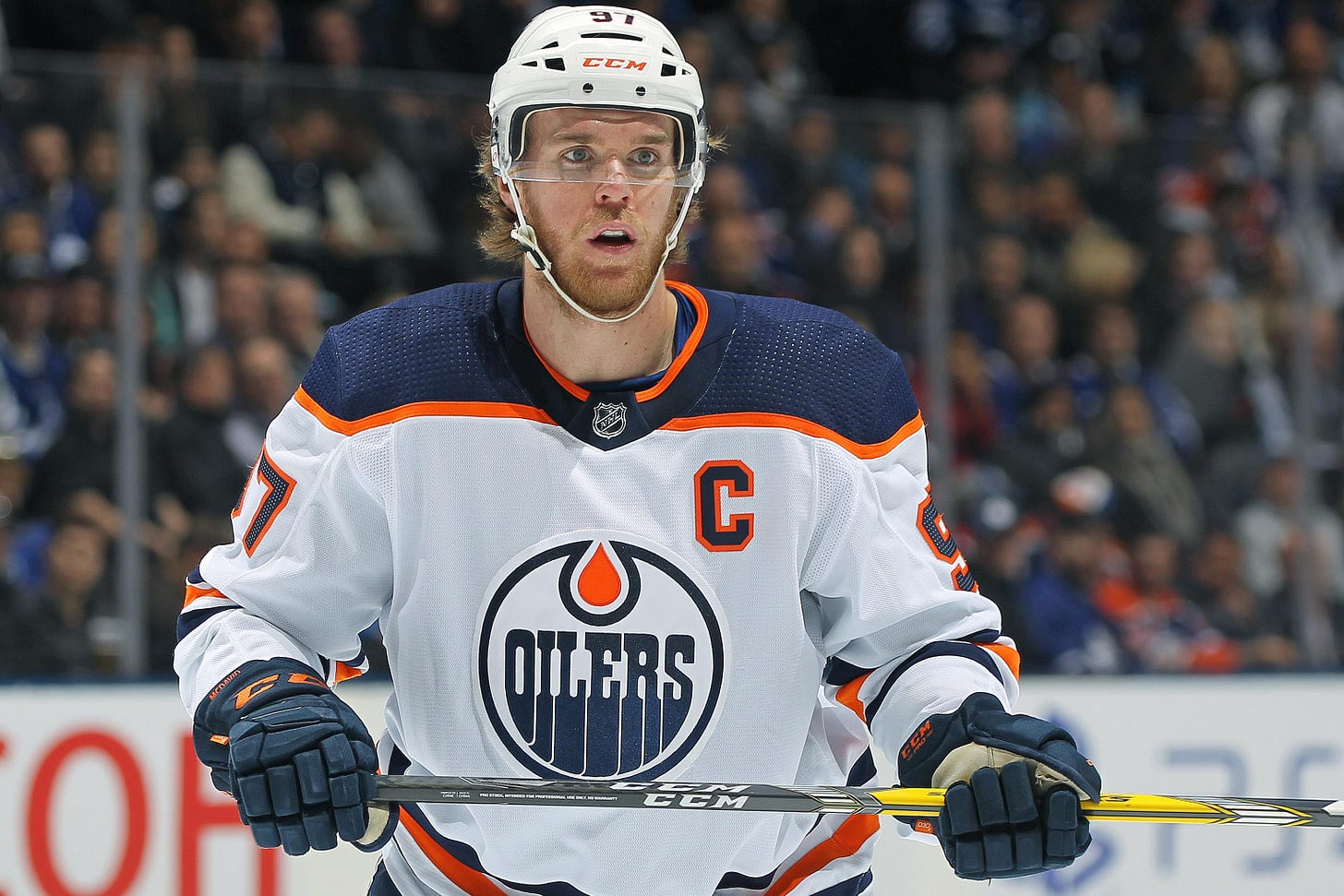 Oilers' Connor McDavid Expected to Miss 2-3 Weeks Due to Quad Injury |  Bleacher Report | Latest News, Videos and Highlights