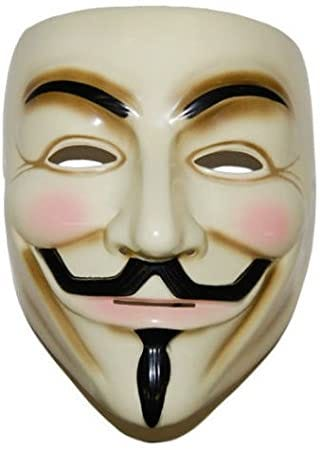 Amazon.com : Guy Fawkes V For Vendetta Mask : Other Products : Everything  Else