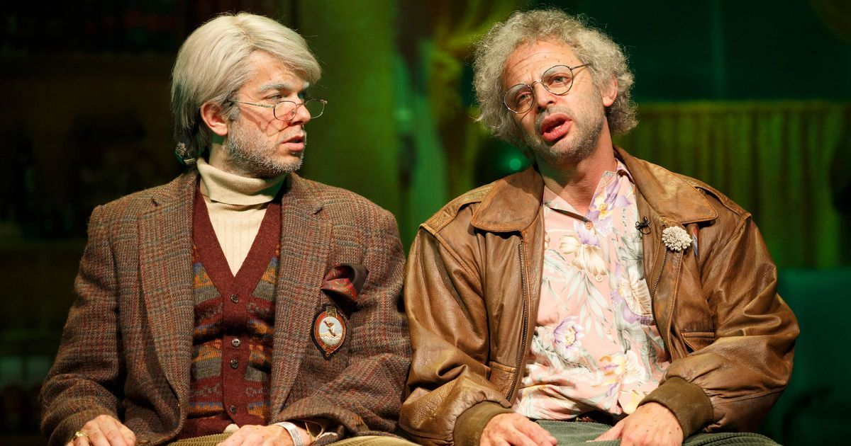 Oh, Hello Podcast With John Mulaney and Nick Kroll: Listen