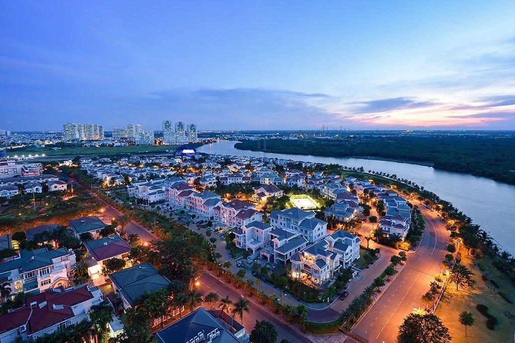 Phu My Hung - Phu My Hung City Center (Official website)