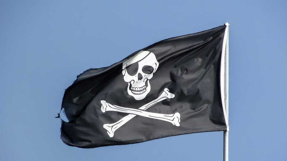 Pirates Flag Skull - Free photo on Pixabay