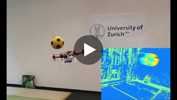 Rapid, Dynamic Obstacle Avoidance with an Event-based Camera