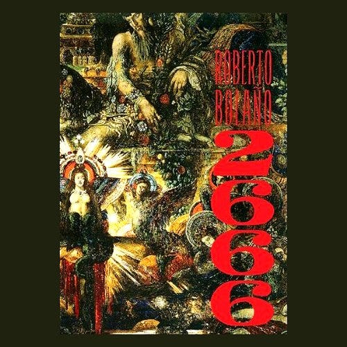 2666 Audiobook By Roberto Bolaño cover art