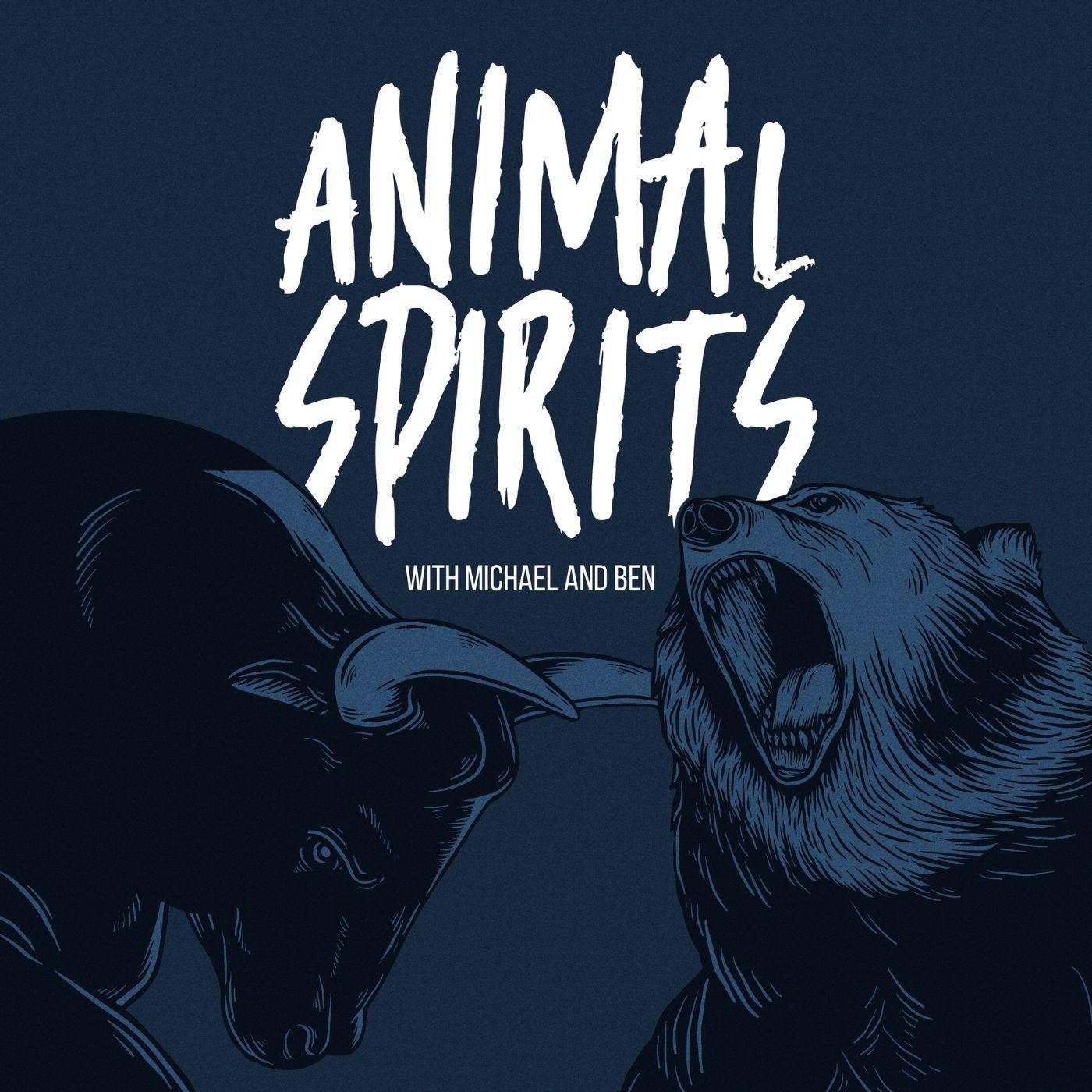 Animal Spirits Podcast - Michael Batnick and Ben Carlson | Listen Notes