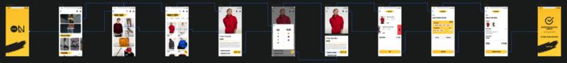 UI flow in Overflow screenshot.