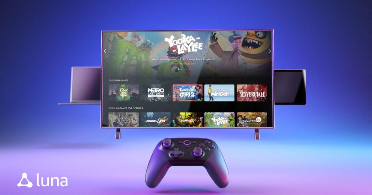 Amazon Luna: What we know about the new cloud gaming service - CNET