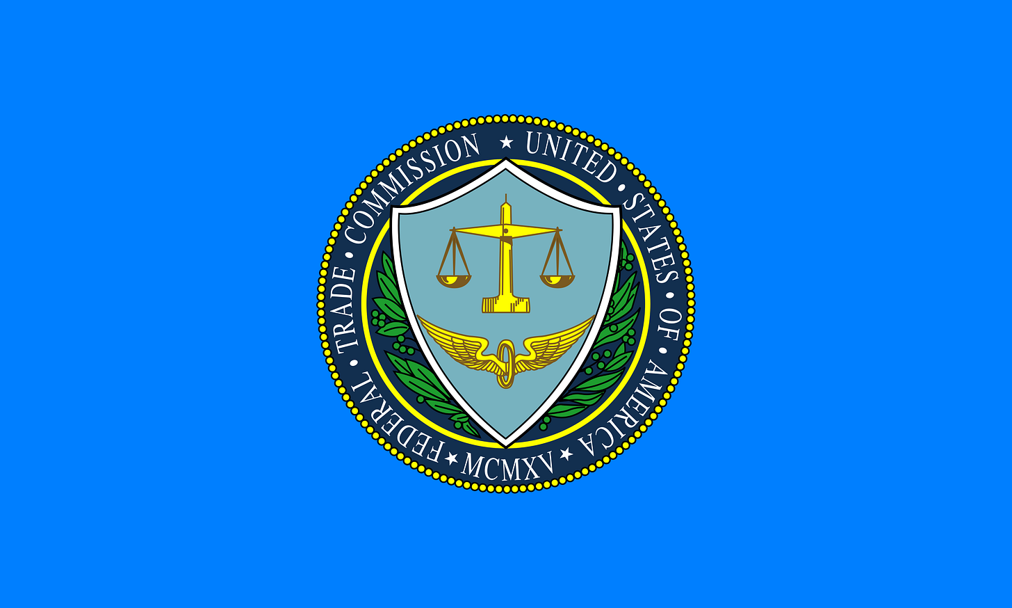 Flag of the United States Federal Trade Commission.svg