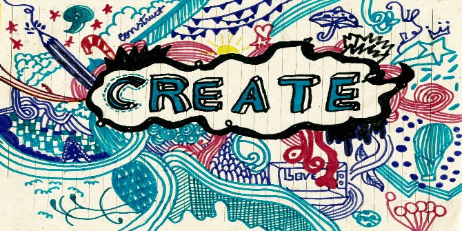 Book Review: Be Creative: Making A Living in the New Culture ...
