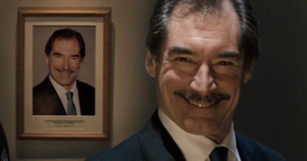 Timothy Dalton in HOT FUZZ | Timothy dalton, Edgar wright, Actors