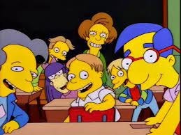 """SimpsonsQOTD on Twitter: """"""""Say the line, Bart."""" """"...I didn't do it.""""… """""""
