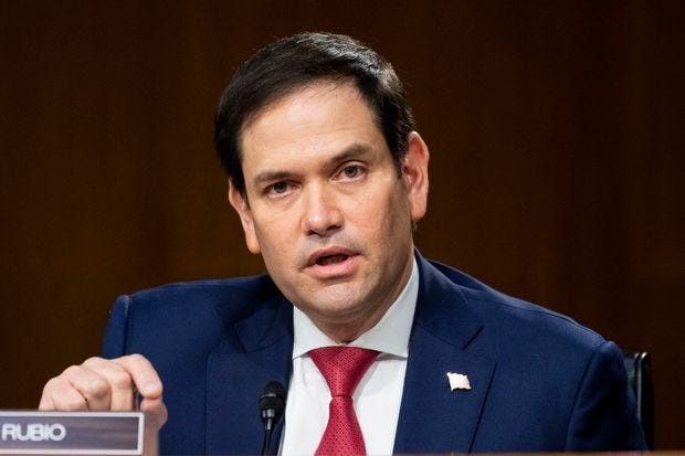 Marco Rubio Backs Amazon Workers' Union Push, Citing 'Culture War Against  Working-Class Values' - WSJ