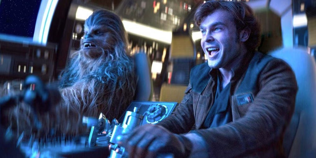 Solo: A Star Wars Story' has exciting thrills but major flaws ...