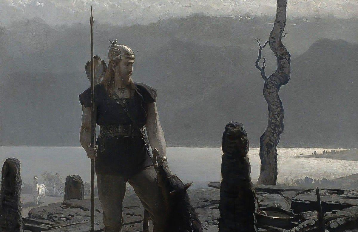 lone viking