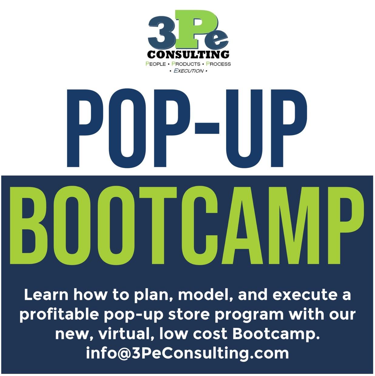 Pop-Up Boot Camp