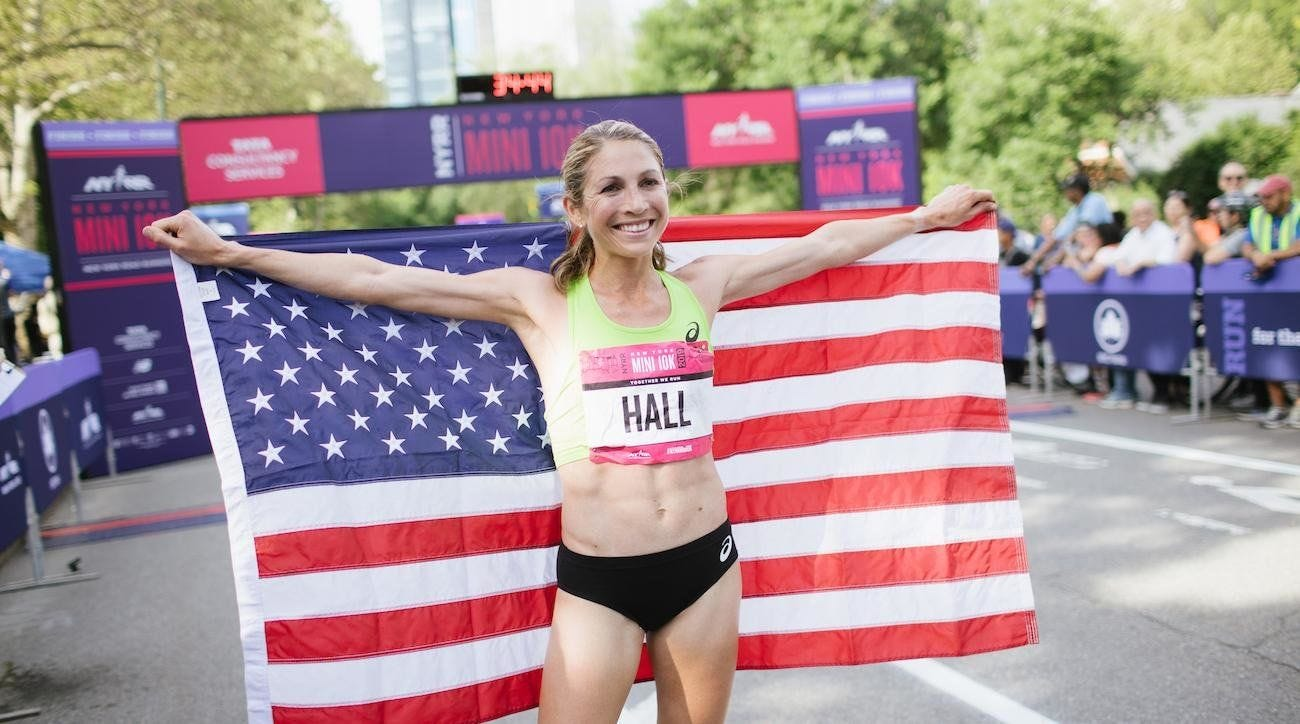 Sara Hall's Road to the Olympic Trials Includes the Berlin and NYC ...