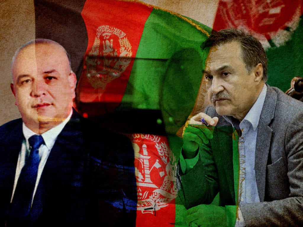 """""""Afghanistan Controlled by the Taliban Is Not My Country"""""""