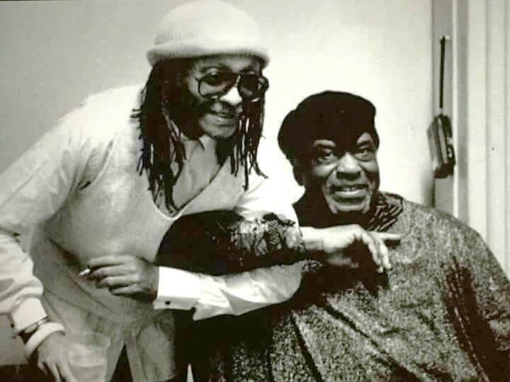 Cecil Taylor & Sun Ra: Jazz