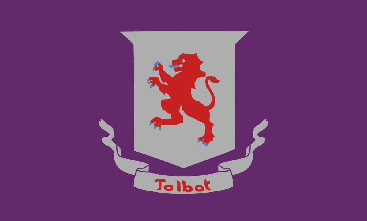 Flag of Talbot County, Maryland.svg