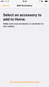 How to add a device to HomeKit