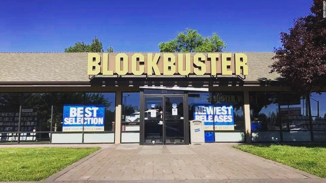 The last Blockbuster standing in America - CNN