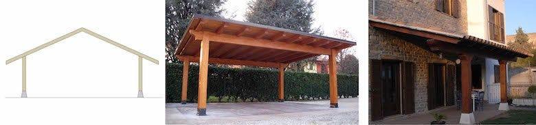 Tratamiento de la madera de uso exterior.
