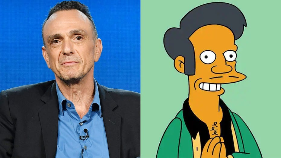 The Simpsons' actor Hank Azaria wants to apologize to 'every single Indian  person' for voicing Apu character   Fox News