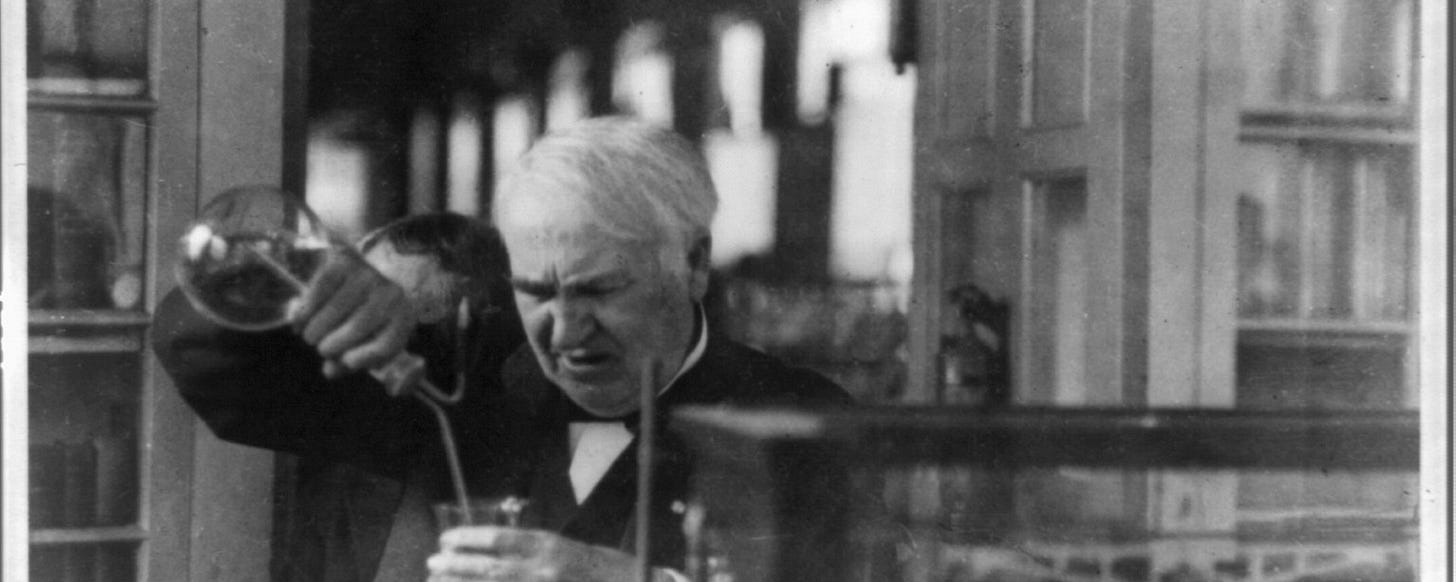 Thomas Edison Thought It Was a Bright Idea to Electrocute Animals