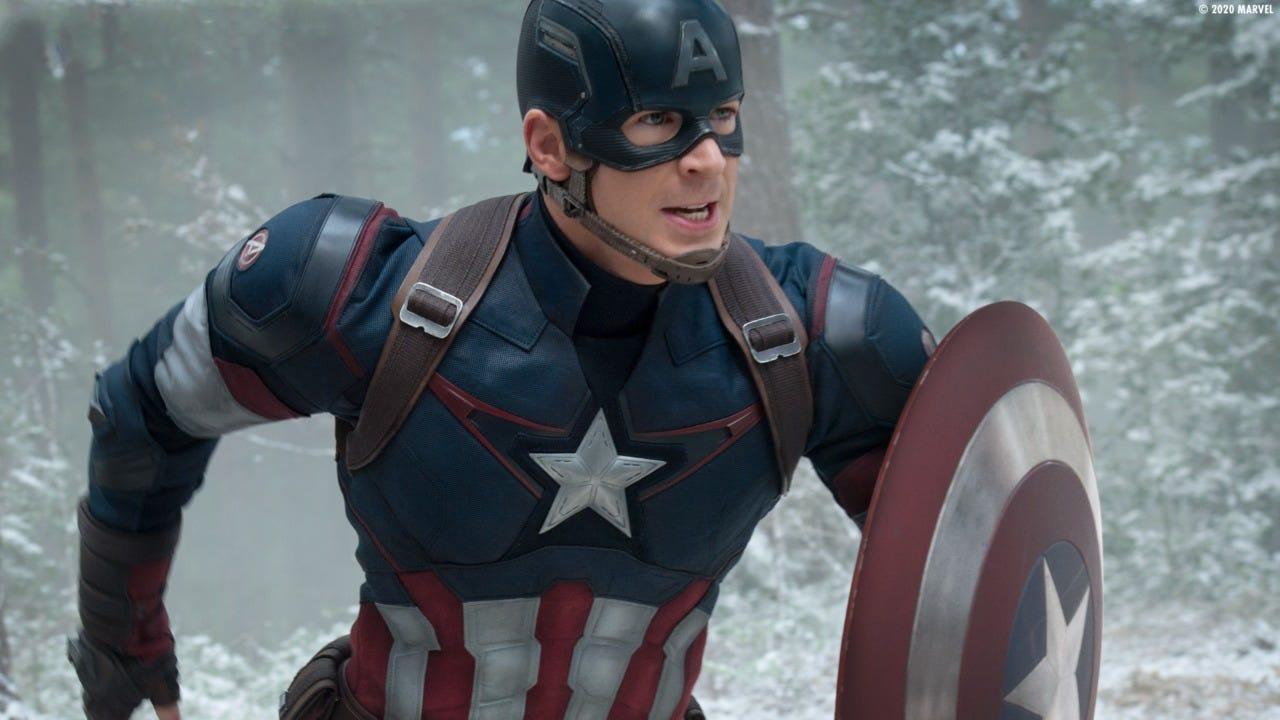 Captain America (Steve Rogers)   Characters   Marvel