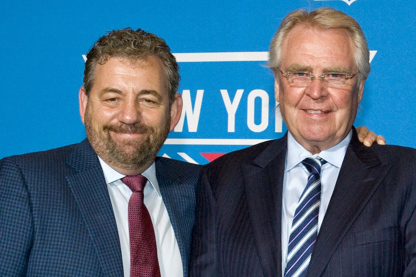 Dolan: Rangers GM Sather 'best in the business'
