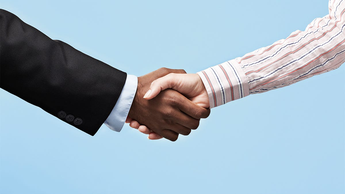How to Avoid Shaking Hands