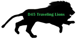 Traveling Lion