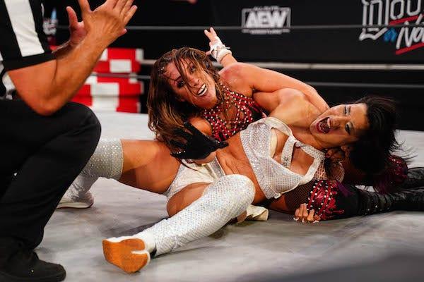 Britt Baker vs. Hikaru Shida, May 30, 2021
