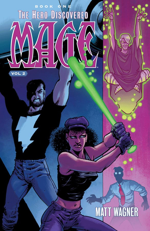 Mage Book One: The Hero Discovered Part Two (Volume 2) TP | Image ...