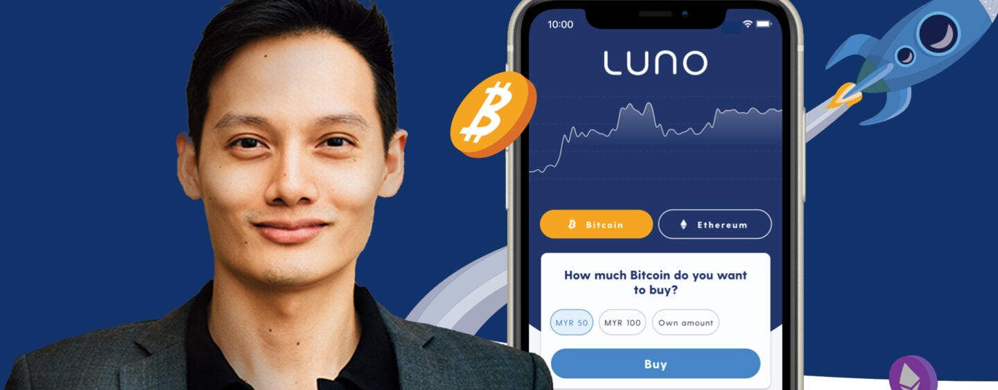 Luno Reports RM 1 Billion in Digital Assets Under Management as Bitcoin Prices Skyrocket