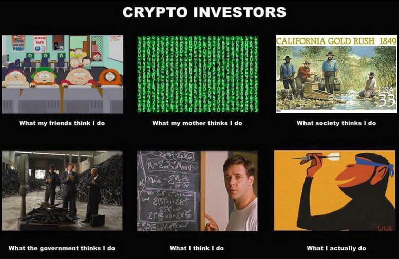 Image result for crypto meme