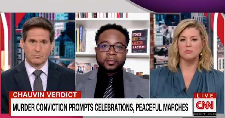 CNN New Day with Guest Jemar Tisby