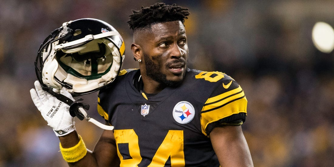 Antonio Brown's beef with Steelers may stem from team MVP snub - Business  Insider