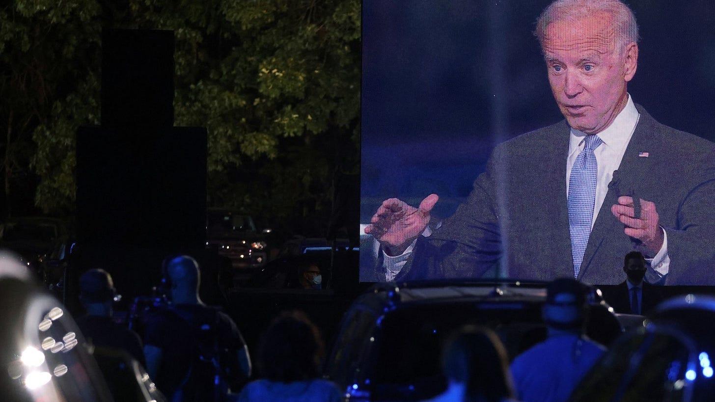 Joe Biden's CNN town hall: An occasional whopper - The Washington Post