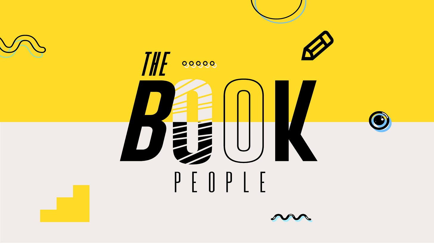 The Book People Podcast