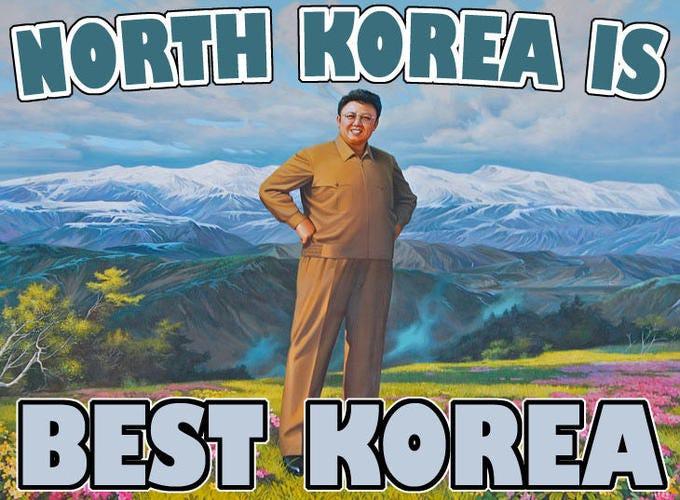 Best Korea | Know Your Meme