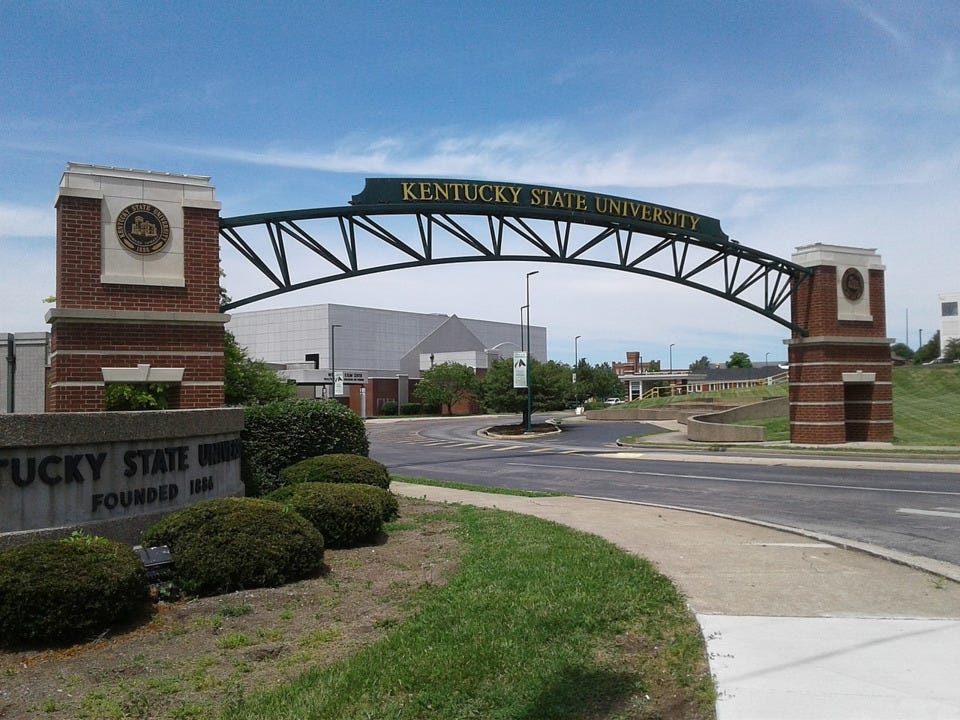 Beshear Calls for Financial Report on Kentucky State University in  Frankfort as Its President Resigns and Lawsuits Escalate in Sexual  Harassment and Wrongful Termination
