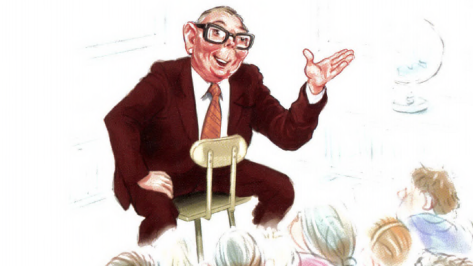 A Story of Courage and Hope from the Life of Charlie Munger - Safal Niveshak