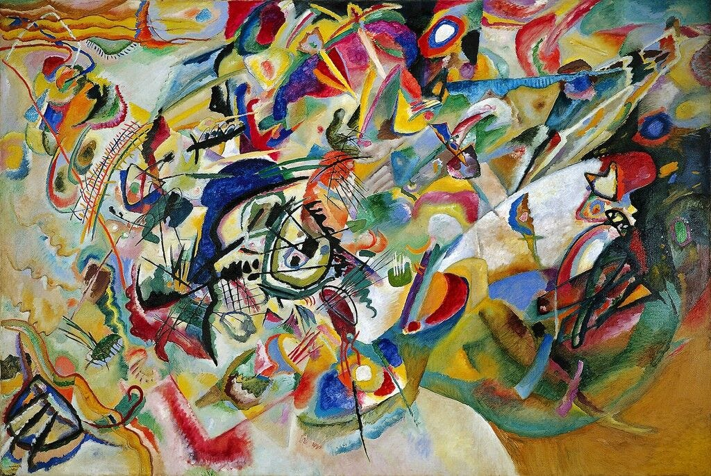Wassily Kandinsky on How to Be an Artist - Artsy