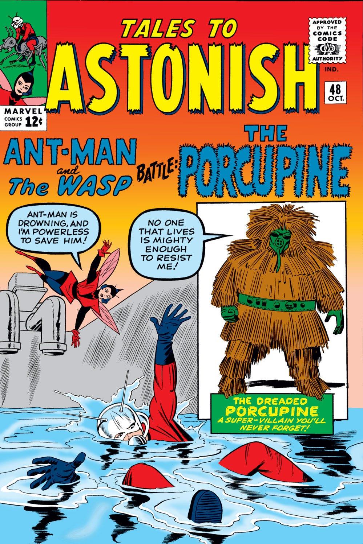 Tales to Astonish Vol 1 48 | Marvel Database | Fandom