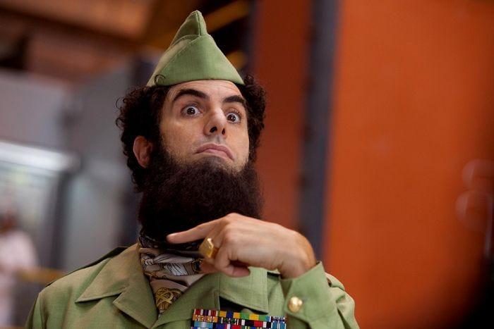 "The Dictator"" Is Quite Aladeen   New University"