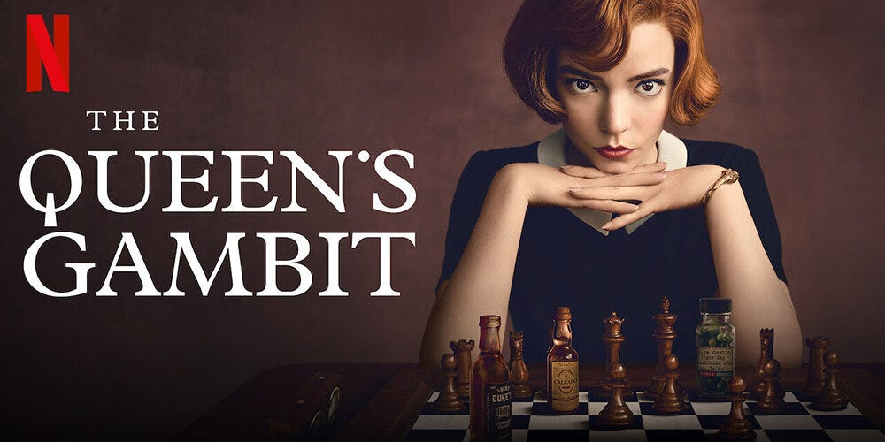 The Queen's Gambit — Jeremy Levy - Composer/Arranger/Orchestrator